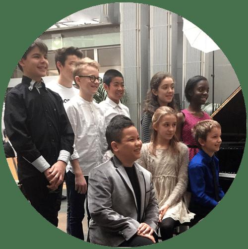 windsor piano school students