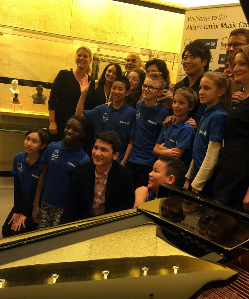 Allianz Junior Music Camp – Lang Lang
