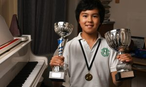 Yet Again, Another WPS's Students Smashing Performances At Windsor Piano Festival…